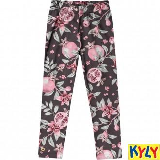 Imagem - Calça legging de Cotton Estampado Milon - Kyly - 420798_0484-CINZA CHUMBO
