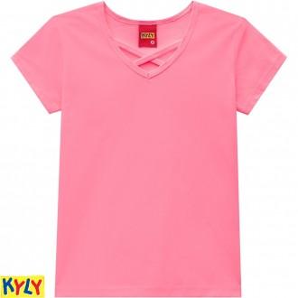 Blusa Meia Malha Feminino Juvenil - Kyly