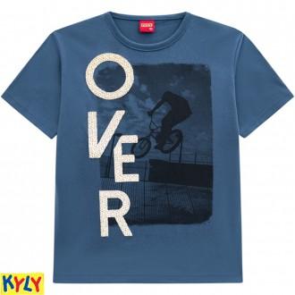 Camiseta Masculina Malha Juvenil-Kyly