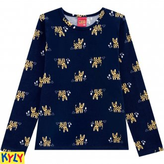 Blusa cotton - KYLY