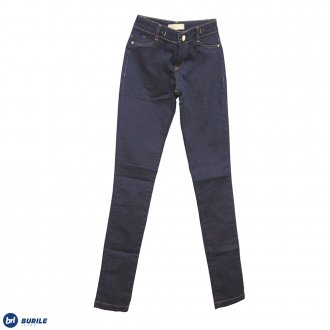Imagem - Calça jeans básica - BURILE - 1410041_JEANS-JEANS
