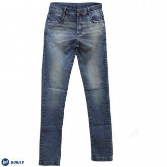 Imagem - Calça jeans básica - BURILE - 1410035_JEANS-JEANS