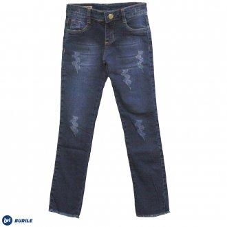 Imagem - Calça jeans infantil - BURILE - 1410039_JEANS-JEANS