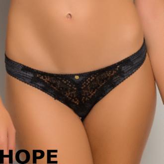 Imagem - Calcinha em Microfibra Hope - LE3587_PRETO