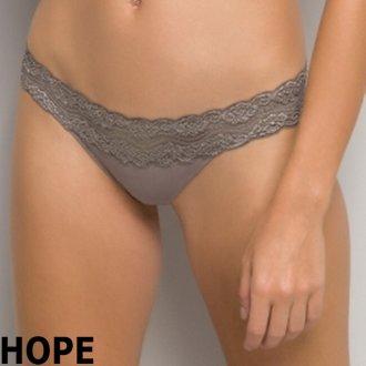 Calcinha Nude com Renda Hope