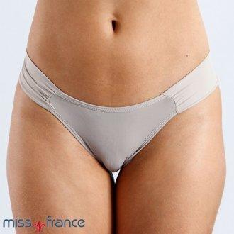 Imagem - Calcinha Tanga Borboleta em Microfibra Miss France - MF-2821_PTO