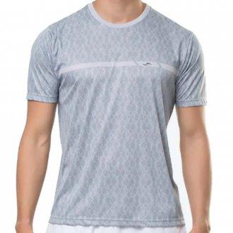 Imagem - Camiseta Gola Careca Masculina - ELITE - 376117_GELO-GELO