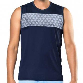 Imagem - Camiseta Machão Malha Dry - ELITE - 376114_MAR-MARINHO