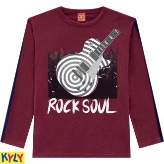 Camiseta manga longa - Kyly