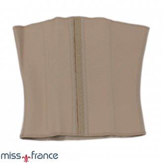 Imagem - Cinta Modeladora Miss France - MF 404_CHOC