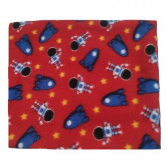 Cobertor Soft Infantil SORTIDO Poliéster Fantilly