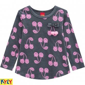 Imagem - Conjunto blusa e legging com saia - KYLY - 1031869_0484-CHUMBO