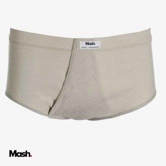 Imagem - Cueca 100% algodão Mash - 579397_CQ00-CQ00 CAQUI