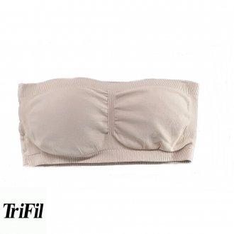 Faixa com bojo removível sem costura Trifil