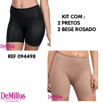 Imagem - Kit com 4 bermudas Demillus Virtuel - 1246349_SORT-SORT