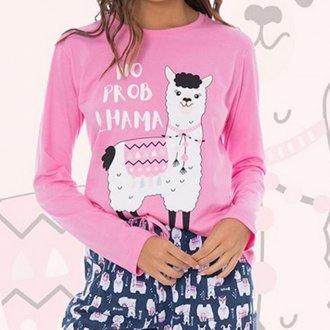 Imagem - Pijama de Malha Anna Kock - 1019057_SORTIDO