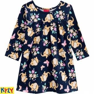 Imagem - Vestido de Cotton Feminino Kyly - 1031861_0484-CHUMBO
