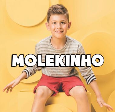 Veja produtos da marca Molekinho