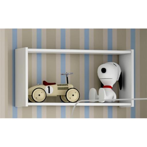 Nichos 700x340 Bello Baby Joy Bambinello Branco Brilho
