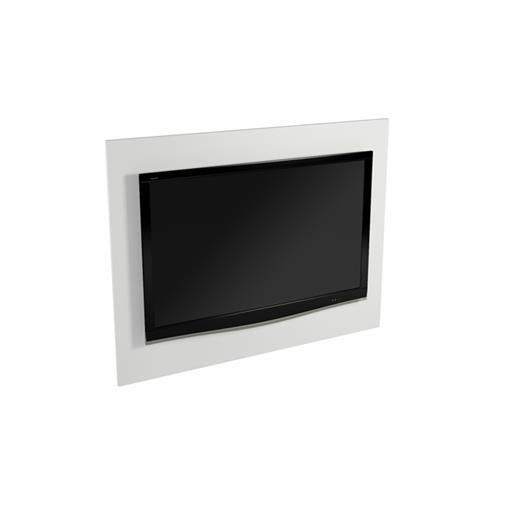 Painel para TV Unique Glatt Falkk FK-207 Branco