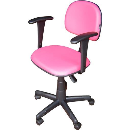 Cadeira Secretária Giratória CS-02-BT Braço
