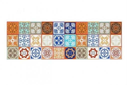 Adesivo com Verniz para Cristaleira Finestra 8977 Teca