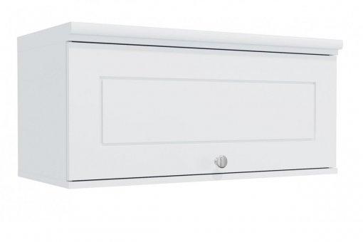 Armário de Cozinha Aéreo  Kappesberg G631 Basc 01 Porta Branco