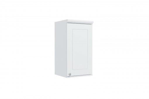 Armário de Cozinha Aéreo Kappesberg Provenzza 40cm 1 Porta Branco