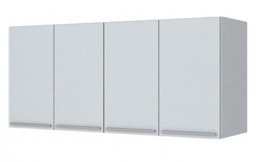 Aéreo 4 Portas 165cm Exclusive Henn Branco HP