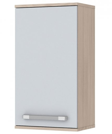 Aéreo 1 Porta 35cm Smart Henn Fendi/Branco HP