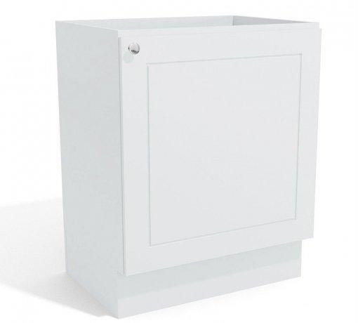 Balcão de Cozinha Kappesberg G604 1 Porta Branco