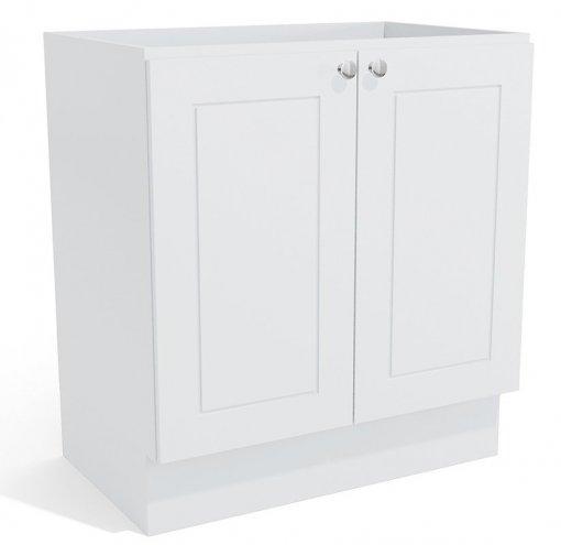 Balcão de Cozinha Kappesberg G605 2 Portas 80cm Branco