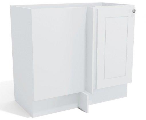 Balcão de Cozinha Kappesberg G608 1 Porta Canto Branco