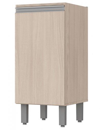 Balcão de Cozinha Henn Connect 1 Porta 35cm Fendi