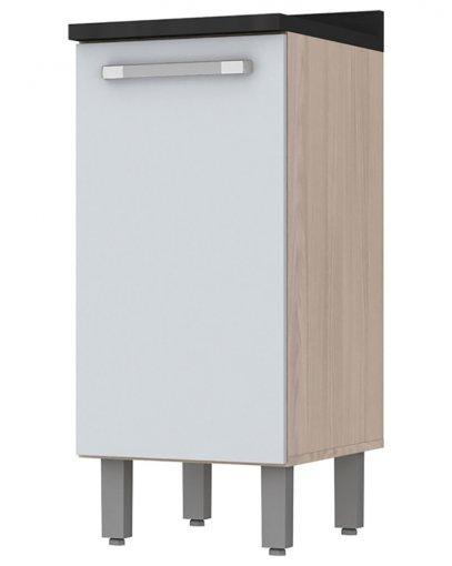 Balcão 1 Porta 35cm Smart Henn Fendi Branco HP