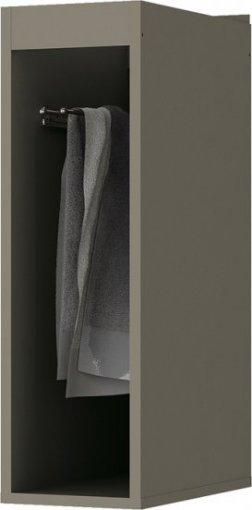 Balcão Porta Toalha Henn Connect 20mm Duna