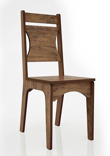 Cadeira CA11 18mm Assento e Encosto em MDF Dalla Costa