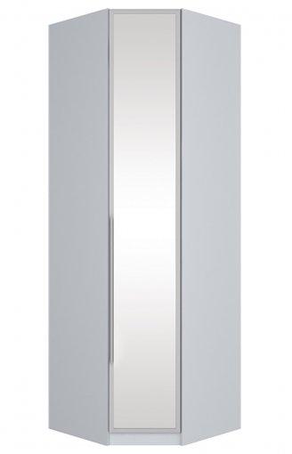 Canto Oblíquo 1 Porta Espelho Exclusive Henn Branco HP