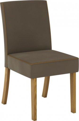Conjunto 02 Cadeiras Henn Maris Nature/Bege