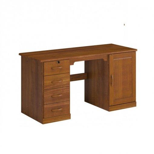 Escrivaninha Finestra Office 1904T em Madeira 1P 4G Imbuia