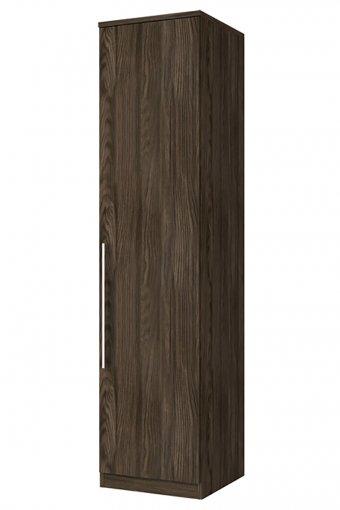 Guarda Roupa Henn Diamante 40cm 1 Porta Moka