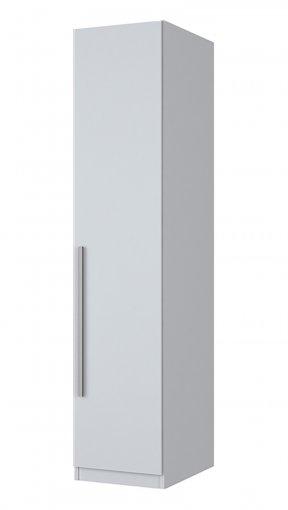 Guarda Roupa 1 Porta 30cm Exclusive Henn Branco HP