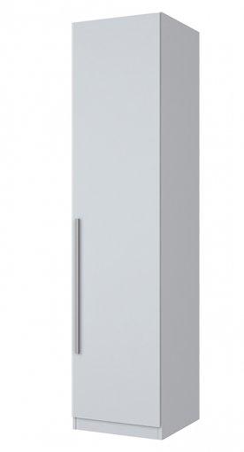 Guarda Roupa 1 Porta 40cm Exclusive Henn Branco HP