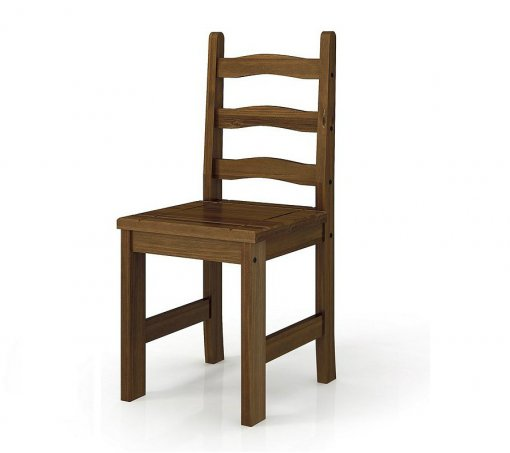 Jogo com 02 Cadeiras 9220 MPO Imperial Imbuia