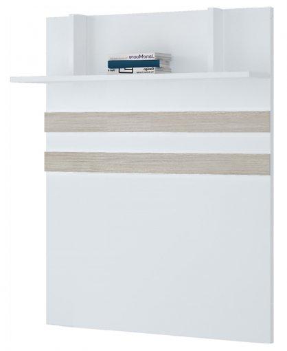Kit Fundo 165cm Exclusive Henn Branco HP/Carvalho