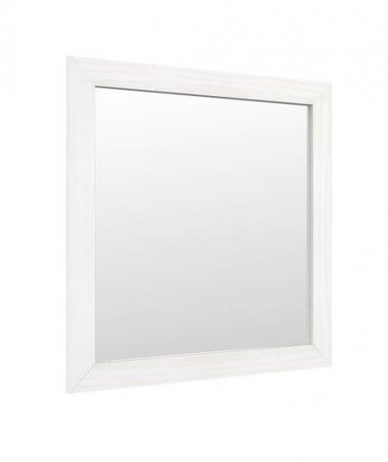 Moldura Com Espelho Finestra Ref: 9109B Branco