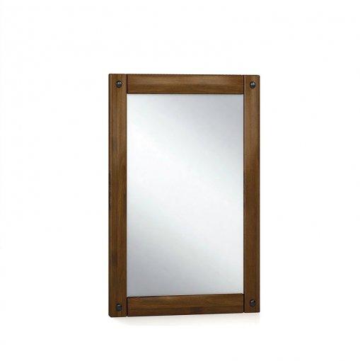 Quadro Espelho 9022 MPO Imperial Imbuia Fosco