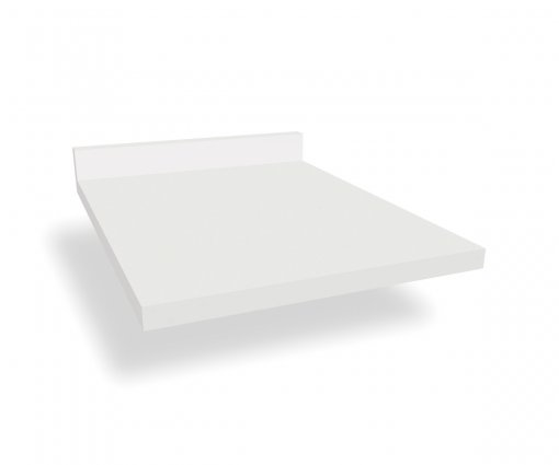 Tampo para Balcão Kappesberg B648 Branco