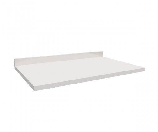 Tampo para Balcão Kappesberg S415 Preto/Branco