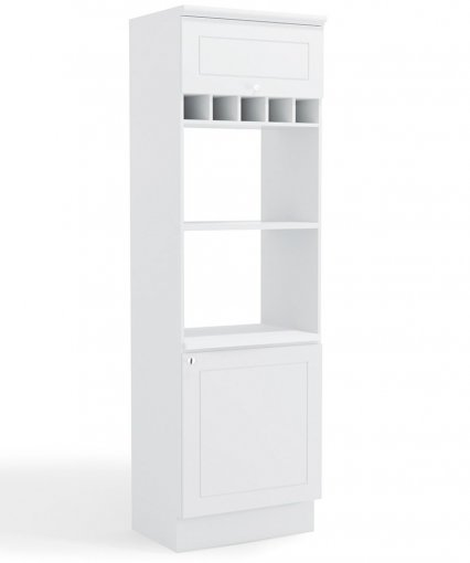 Torre Quente Para Forno e Microondas G611 Kappesberg Provenzza Branco